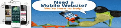 Mobile Website Service - Need A Mobile Website?